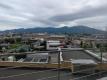 病室から見える浅間山