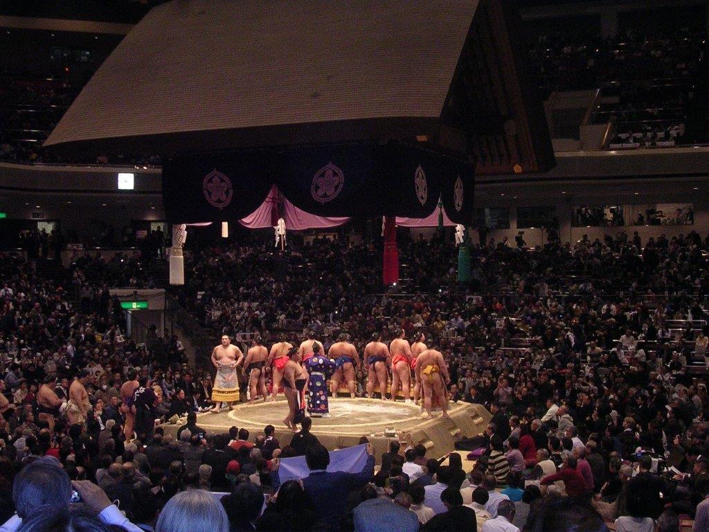 大相撲平成31年1月場所7 土俵入り5