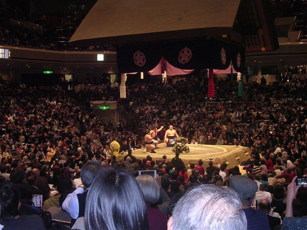 大相撲平成31年1月場所10 白鵬2