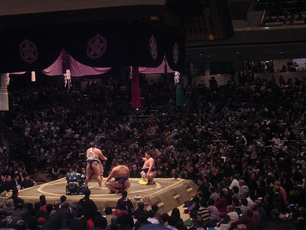 大相撲平成31年1月場所12 鶴竜2