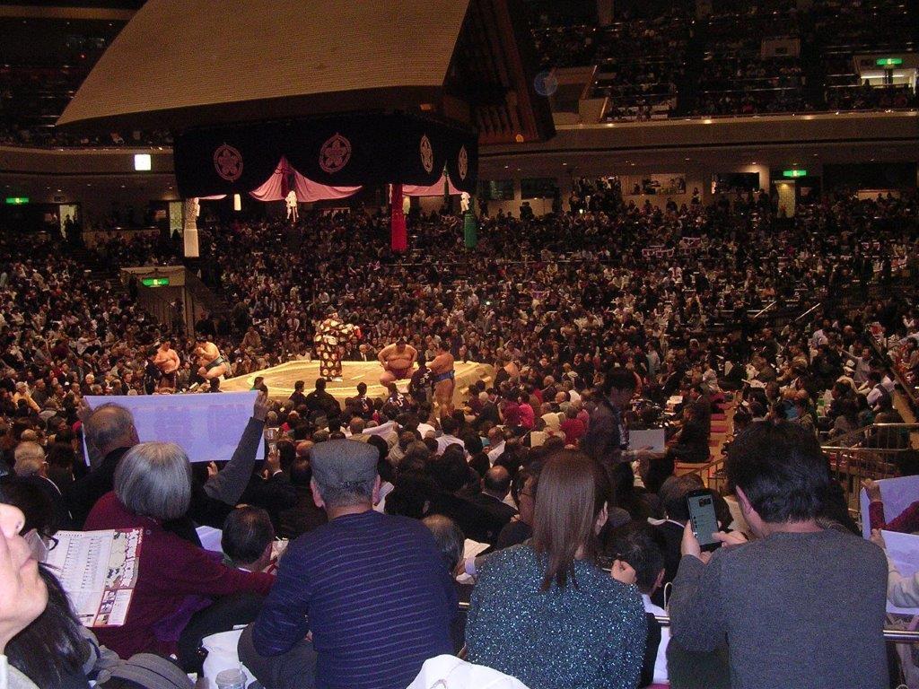 大相撲平成31年1月場所17