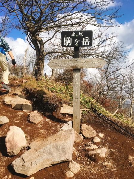1310駒ヶ岳山頂