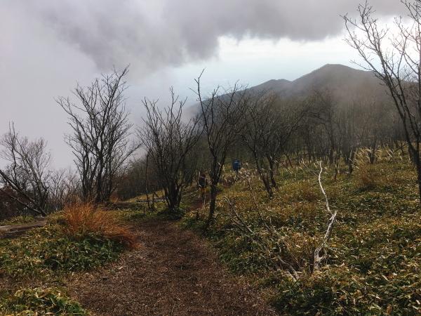 1322平坦な登山道