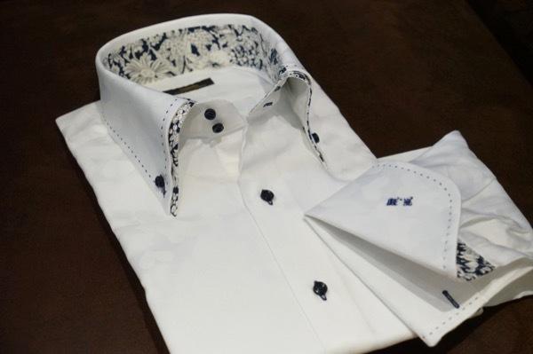 オプションシャツフェア二枚衿