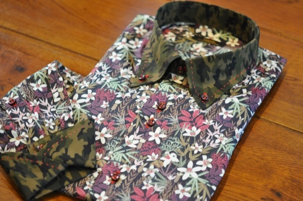 オプションシャツフェア別布クレリック