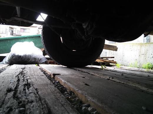 ブレーキオイル漏れ (12)