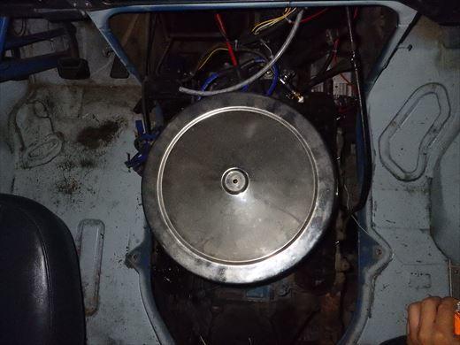 エンジンカバー断熱 (24)