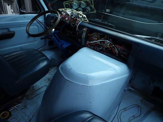 エンジンカバー断熱加工 (4)