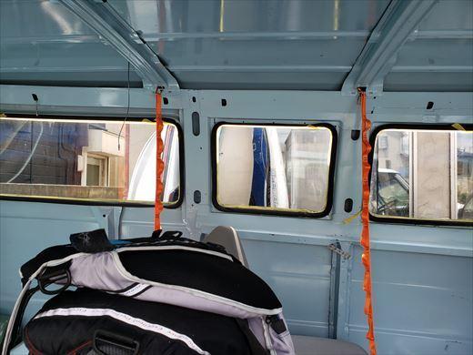 窓の遮熱塗装 (11)