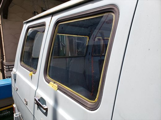 窓の遮熱塗装 (12)