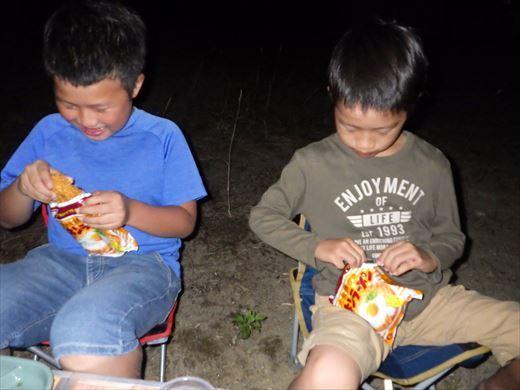 猪苗代湖キャンプ (5)