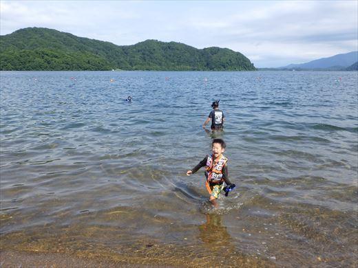 猪苗代湖キャンプ (12)