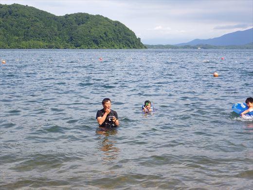 猪苗代湖キャンプ (13)