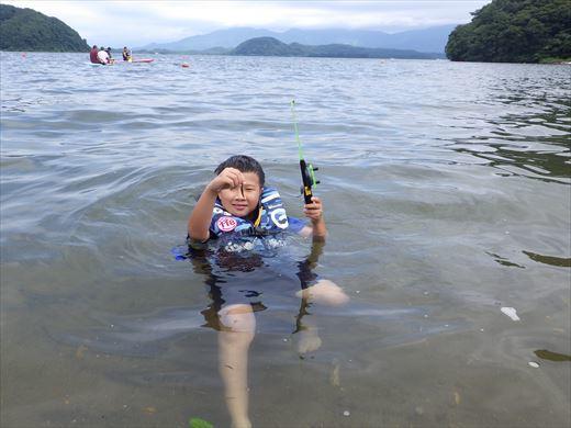 猪苗代湖キャンプ (14)