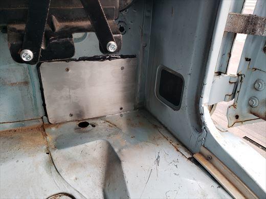 エンジンカバーのパッキン (16)