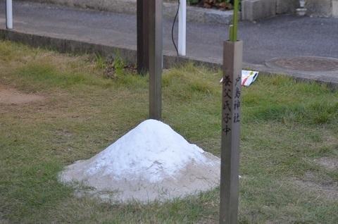 戸島神社に