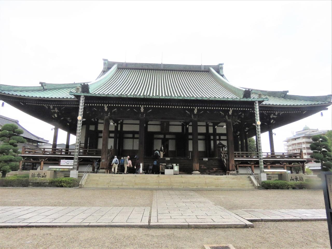 s-大念仏寺本殿 191111