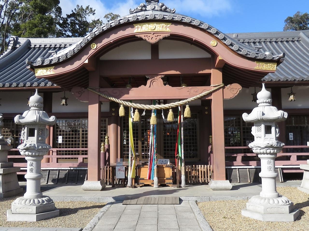 s-百済王神社