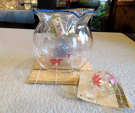 0624ミニ金魚鉢
