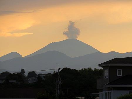 0704浅間山小爆発