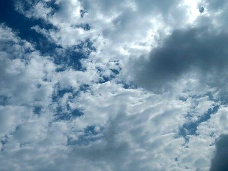 0816今日の空