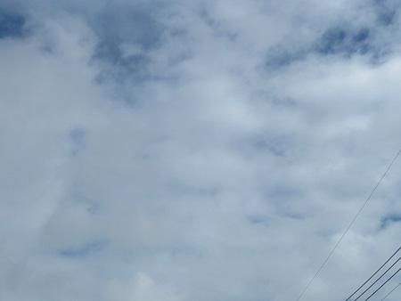 0904朝の空