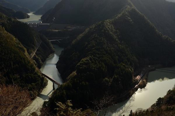 200101長島ダム俯瞰