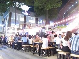ari mall beer garden
