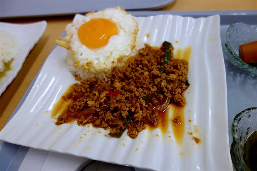 アジアンフュージョン料理ナイエム@鹿沼市睦町 ガパーオ
