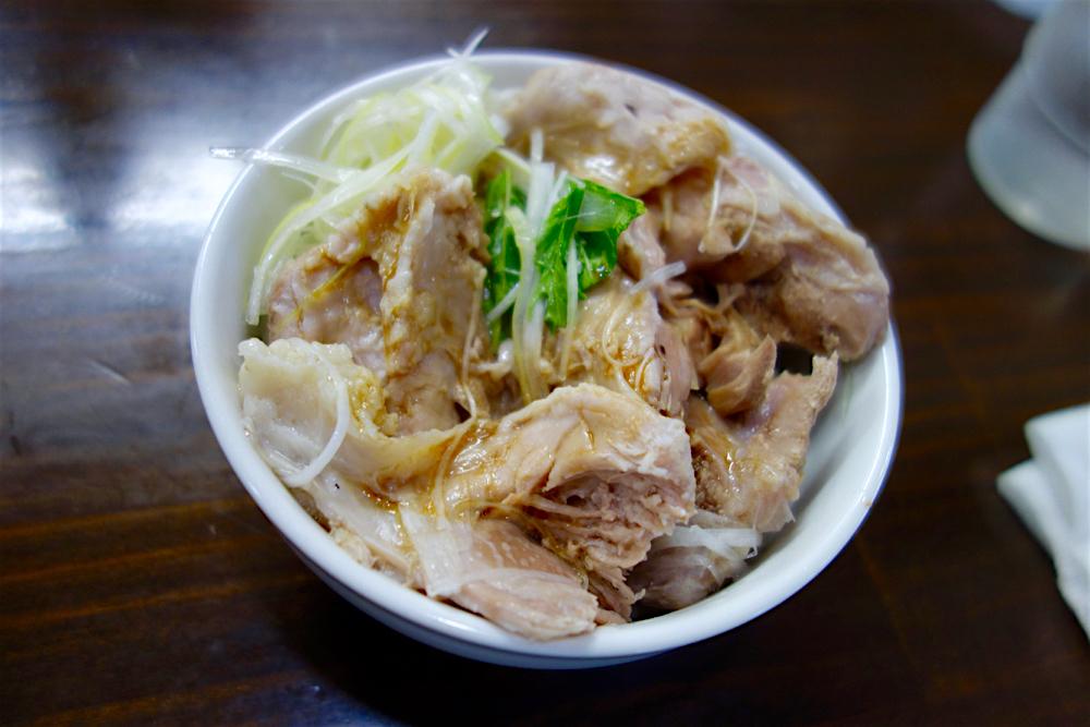 麺屋Booth@宇都宮市西川田 アンディー丼