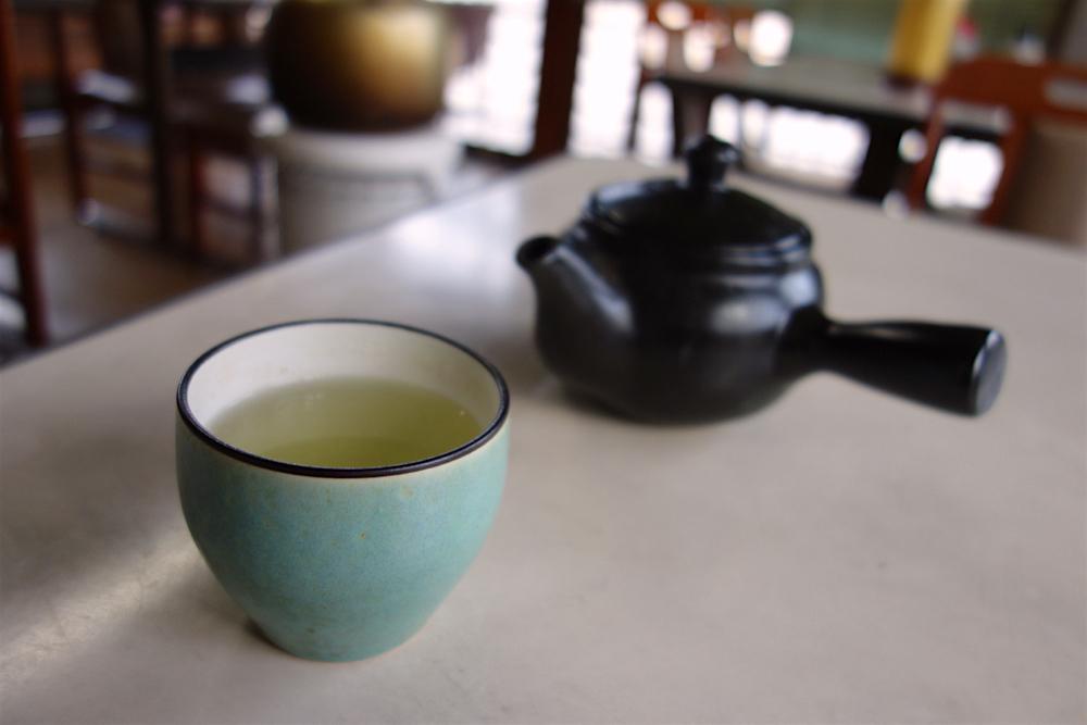 さかえ食堂@小山市天神町 お茶