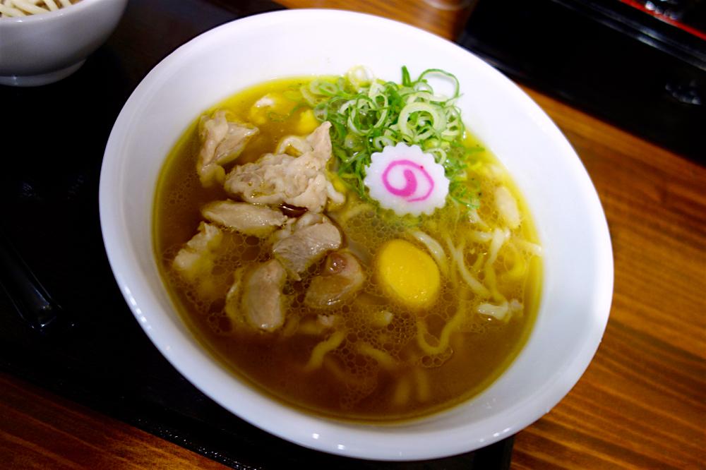 中華蕎麦めんへら@小山市駅東通り 小山・金の鶏中華