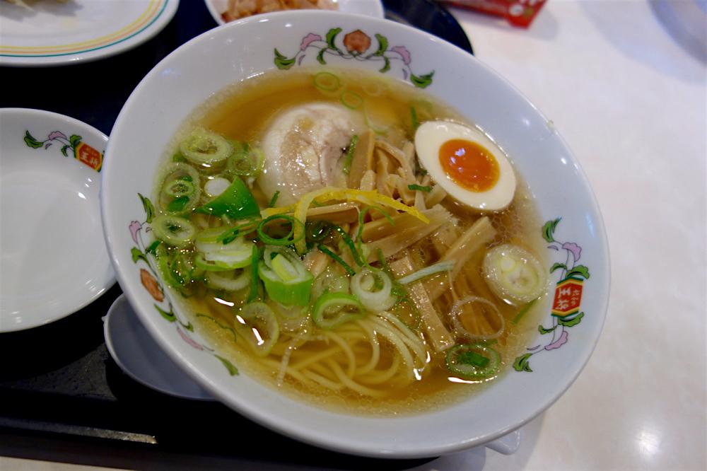 餃子の王将 インターパークビレッジ店 2 日本ラーメン1