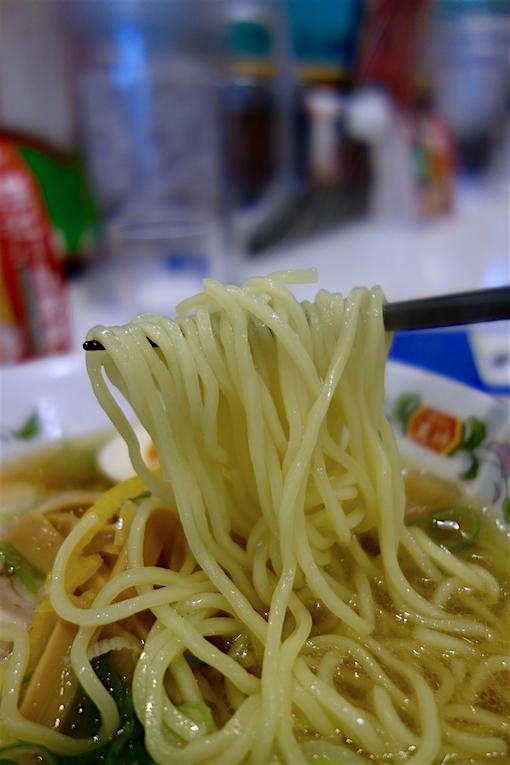 餃子の王将 インターパークビレッジ店 2 麺