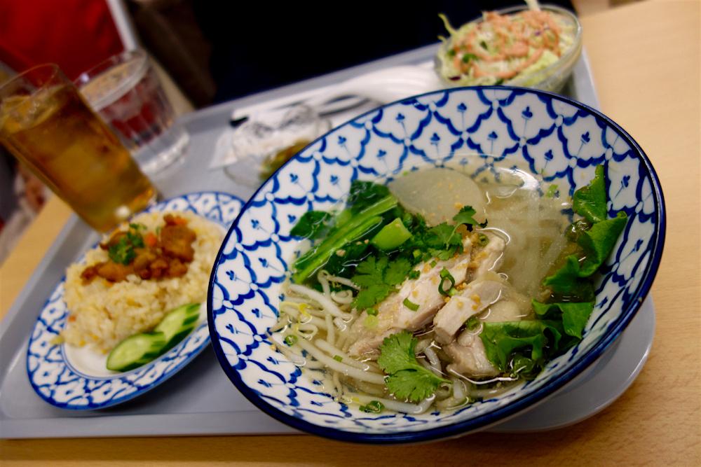 アジアンフュージョン料理ナイエム@鹿沼市睦町 2 ハーフ&ハーフセット