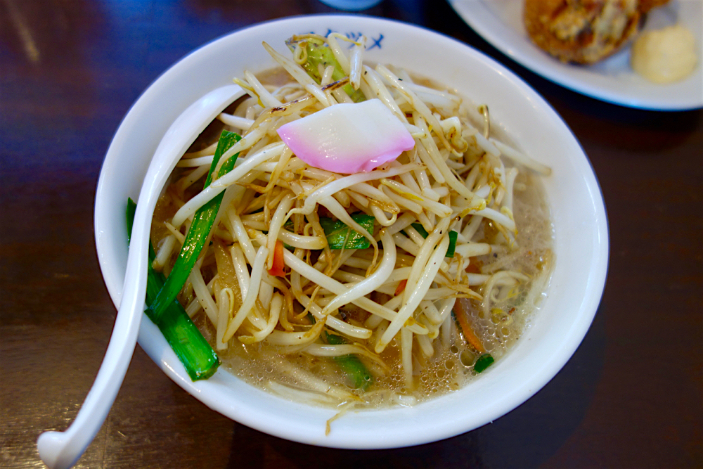 濃厚湯麺フタツメ 越戸店@宇都宮市越戸 2 しおタンメン
