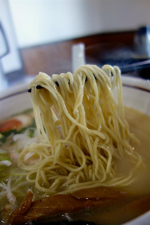 タムラ食堂@宇都宮市海道町 麺