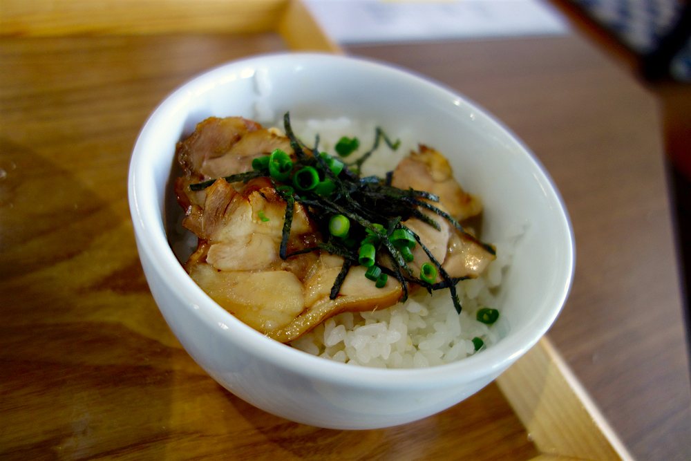 タムラ食堂@宇都宮市海道町 ミニ鶏丼