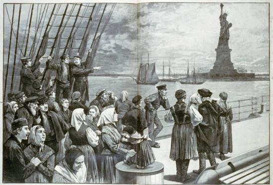 old immigrants