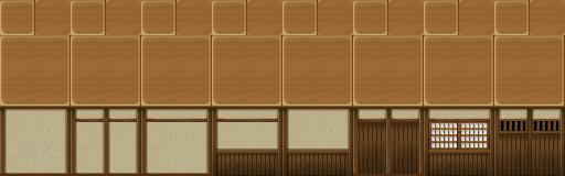【VX】和風の壁2