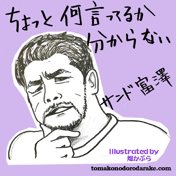 富澤たけし
