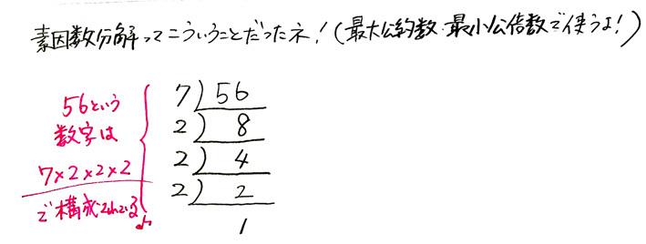 素因数分解の利用4