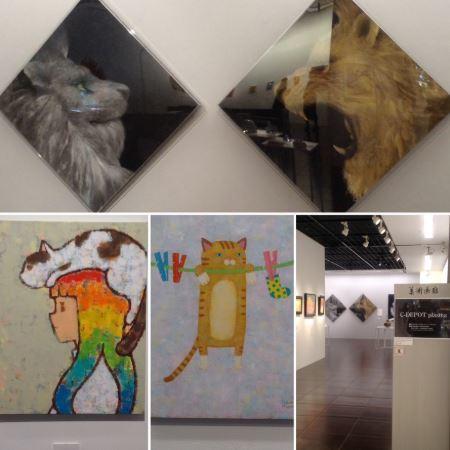 新宿高島屋美術画廊