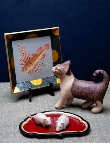 第12回 原田城二 漆芸展 楽しい漆 楽しいくらし