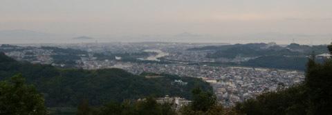 191017 山頂からの風景