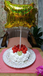 200102 R10歳祝cake