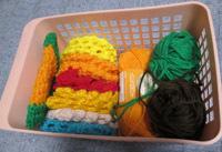 191107 編み編み開始
