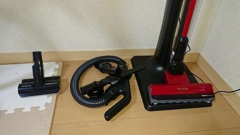 PV-BH900G(R)付属品置き場