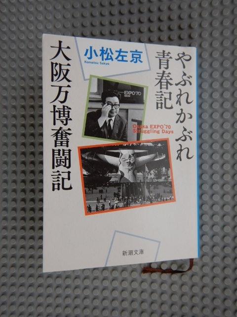 やぶれかぶれ青春記・大阪万博奮闘記