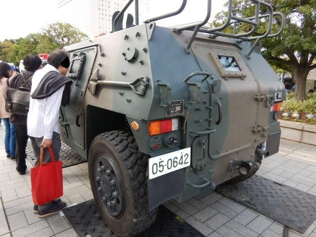 自衛隊装甲車2019-2